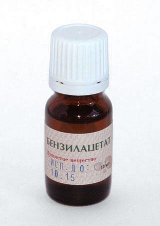 Бензилацетат - купить в интернет-магазине Аромаледи 9073740f869